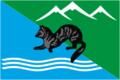 Flag of Sobolevsky rayon (Kamchatka krai).png