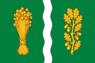 Flag of Ulyanovsky rayon (Kaluga oblast).png