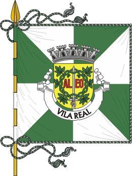 Flag of Vila Real