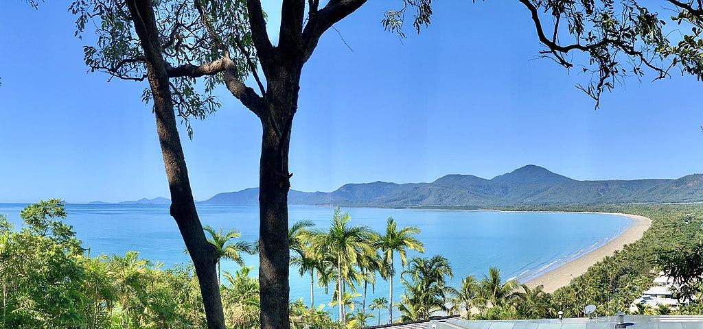 Flagstaff Hill Lookout, Port Douglas, Queensland, 03