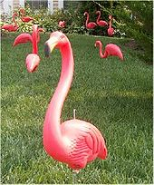 Pink Flamingo Edit A Plastic As Designed By Don Featherstone