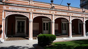 National Historical Museum (Argentina) - Image: Flickr bastique front of El Museo Historico National