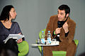 Flickr - boellstiftung - Shermin Langhoff und Cem Özdemir.jpg