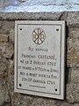 Florentin-la-Capelle église plaque.jpg