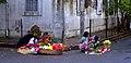 Flower sellers in Pondicherry, India (4755686396).jpg
