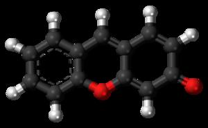 Fluorone - Image: Fluorone 3D balls