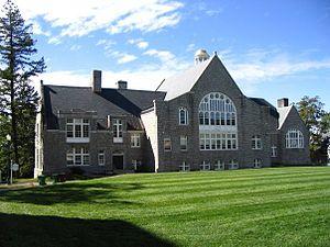 Berwick Academy (Maine) - Fogg Memorial Building