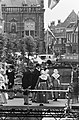 Folkloristisch festival te Bolsward, overzicht optreden Bolswarder Skotsploeg me, Bestanddeelnr 914-1894.jpg