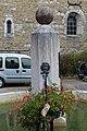 Fontaine place Mairie Montagna Templier Montlainsia 3.jpg