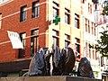 Fontaine sur l'IJzerenleen à Malines 03.jpg