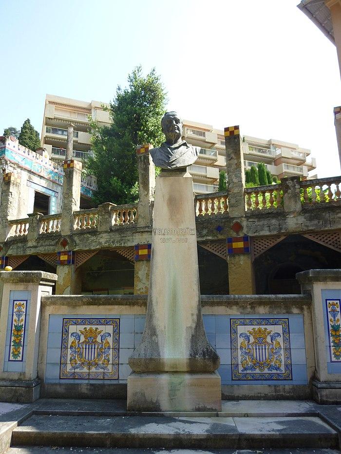 jardin des romanciers ou fontana rosa monument historique menton myopenweek. Black Bedroom Furniture Sets. Home Design Ideas