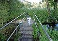 Footbridge South of Martyr Worthy - geograph.org.uk - 981618.jpg