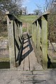 Footbridge across the Nottingham Canal - geograph.org.uk - 1197218.jpg