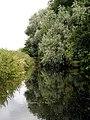 Footbridge across the River Waveney - geograph.org.uk - 224301.jpg