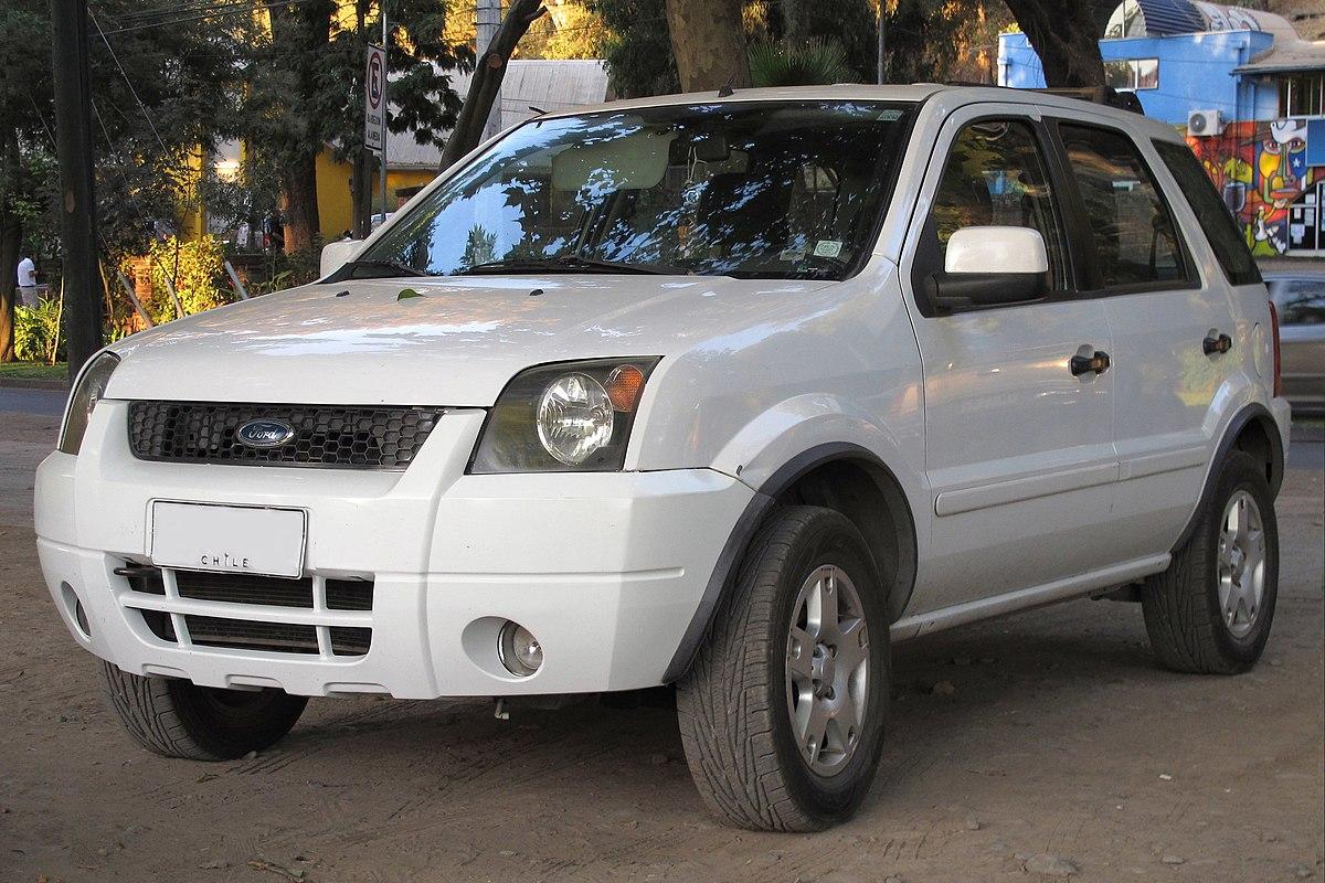 Ford Ecosport Wikipedia