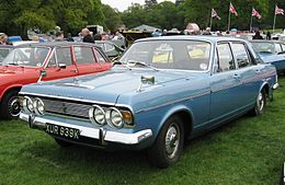 Una Ford Zodiac Mark IV
