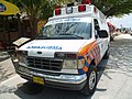 Ford ambulance, Aruba.JPG