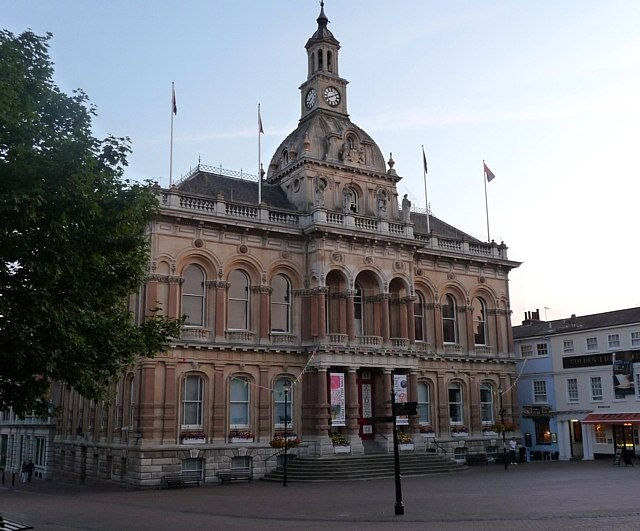 Former Town Hall, Ipswich - geograph.org.uk - 1461160