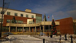 Fort Saskatewan Public Library and City Hall - 31-Dec-2016.jpg
