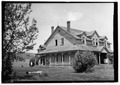 Fort Spokane, Indian School and Officers' Quarters, Lincoln, Lincoln County, WA HABS WASH,22-LINC.V,1H-1.tif