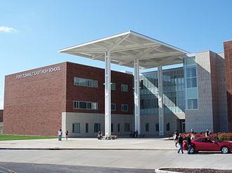 Fort Zumwalt East High School - Image: Fort Zumwalt East High School