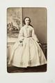 Fotografiporträtt på Fanny Nieroth - Hallwylska museet - 107753.tif