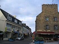 Fouesnant - rue de Cornouaille.JPG