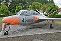 Fouga CM.175 Zéphyr '4' (35101387975).jpg