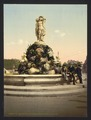 Fountain of the Three Graces, Montpelier, France-LCCN2001698475.tif