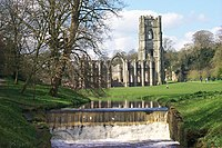 Fountains Abbey - geograph.org.uk - 103294.jpg