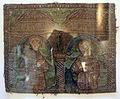 Frammento di dalmatica con san trifone e altri santi, xv sec. 04.JPG