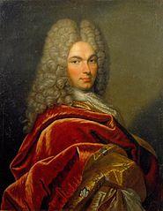 portrait of François Gatian de Clérambault