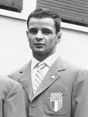 Francesco Musso - Francesco Musso at the 1960 Olympics