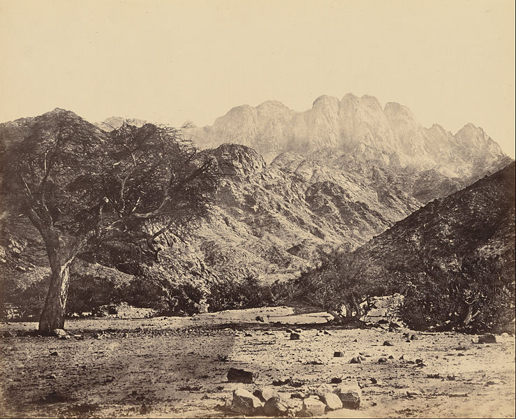 Mount Serbal