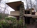 Frank Lloyd Wright - Fallingwater exterior 5.JPG