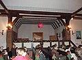 Frankfurt Oder Kapelle Wichernheim interior view heading W.JPG