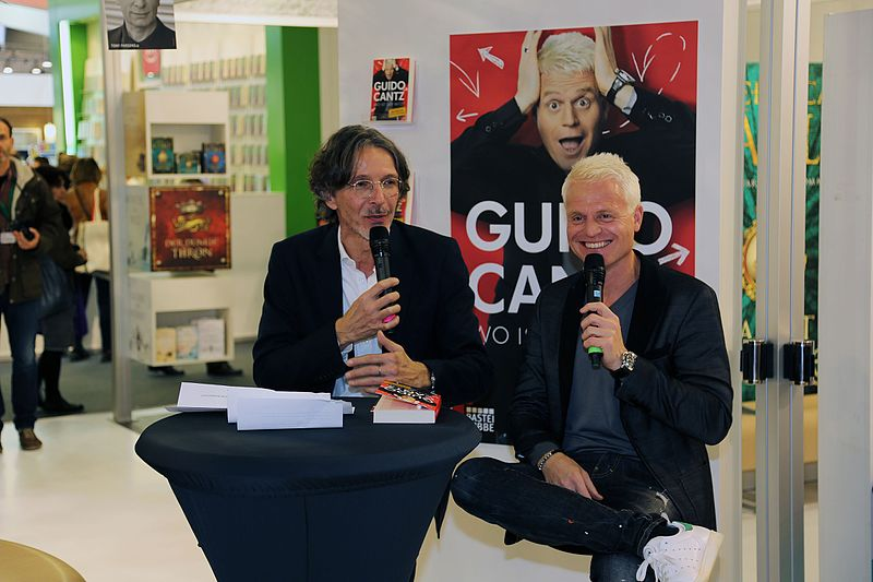 File:Frankfurter Buchmesse 2015 - Guido Cantz 2.JPG