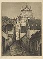 Frans Nackaerts - Sint Antoniusberg te Leuven - Graphic work - Royal Library of Belgium - S.IV 94681.jpg