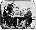 Französischer Photograph um 1844 - Daguerreotypistengruppe (Zeno Fotografie).jpg