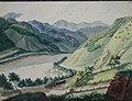 Franz Neuhauser - Valea Oltului la Turnu Roşu.jpg