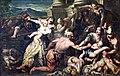 Frari (Venice) Left transept - The massacre of innocents by Niccolò Bambini early eighteenth century.jpg