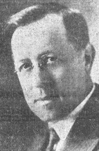 Fred Doerr - Doerr, circa 1934