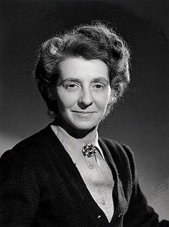 Freda Corbet British politician
