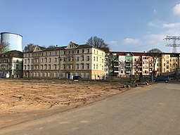 Freiberger Straße in Dresden