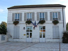 The town hall of Fresnes-sur-Marne
