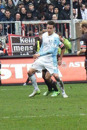 Rob Friend - Friend with TSV 1860 München