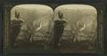 From Glacier Point across the valley to the Yosemite Falls, Yosemite Valley, Cal.,U.S.A, by H.C. White Co..png