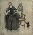 Frontispiece to The Perverse Widow and The Widow, 1909.png