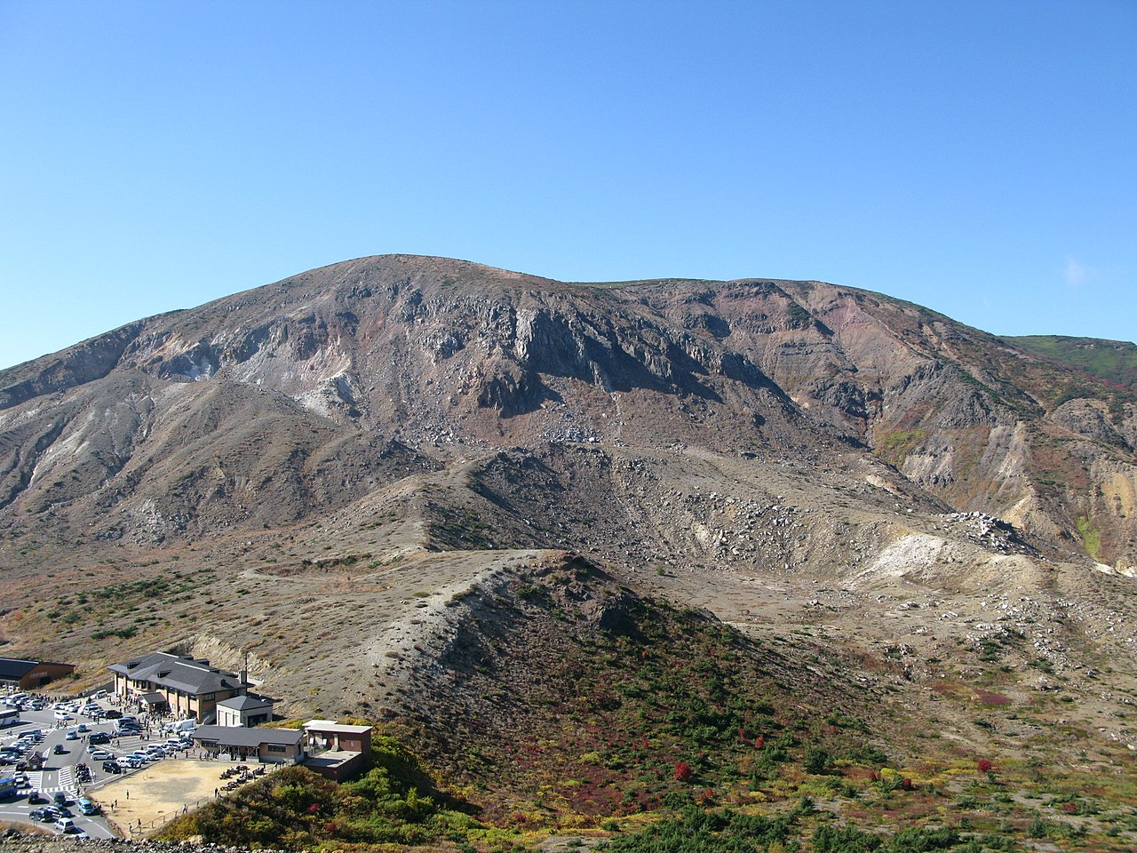 Fukushima, mount Issaikyouzan 2008 1.JPG