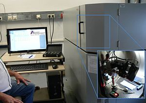 Glow-discharge optical emission spectroscopy - GDOES at the University of Applied Sciences Ravensburg-Weingarten